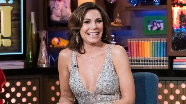 'RHONY's' Luann de Lesseps Taken Into Custody for Probation Violation