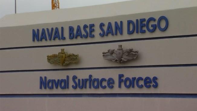 Body Found in Waterway on Naval Base San Diego
