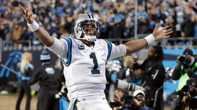 Carolina Panthers Beat Arizona Cardinals 49-15 in NFC Championship