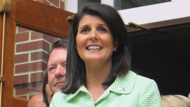 South Carolina Gov. Nikki Haley Signs 20-Week Abortion Ban