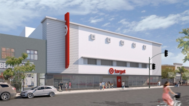 'Small-Format' Target Store Planned for North Park