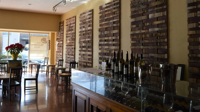 New Winery Opens in Ocean Beach