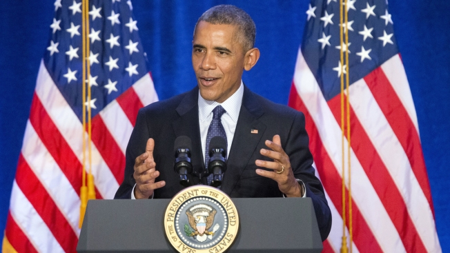 Obama Promises Supporters 'Democrats Will Win'