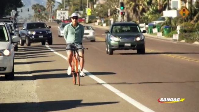 New Bike Path Opens in Oceanside