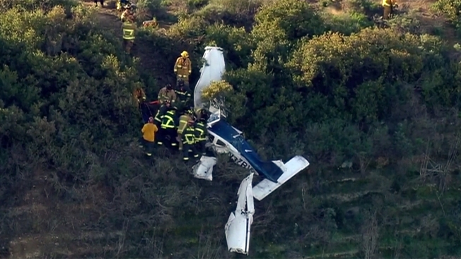 No Flight Plan Submitted Before Deadly Oceanside Plane Crash: NTSB