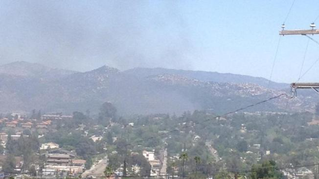 Evacuations Lifted in Oceanside Fire
