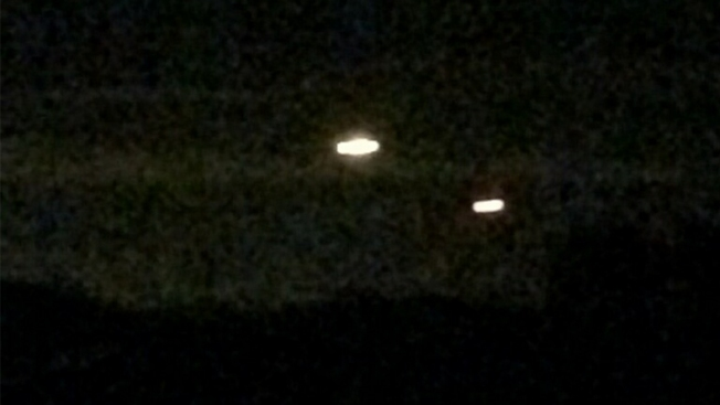 Mysterious Lights Reported Above Oceanside, Camp Pendleton