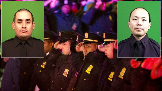 """Slain NYPD Officers """"Paid the Ultimate Sacrifice"""": Commissioner"""