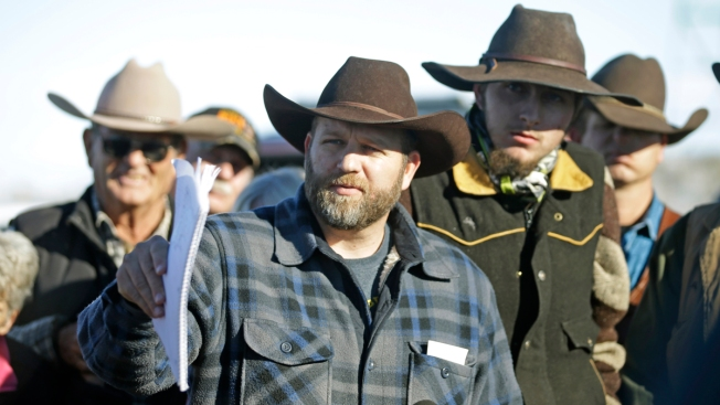Ammon Bundy's Lawyers Record His Voice to Urge Supporters to End Occupation