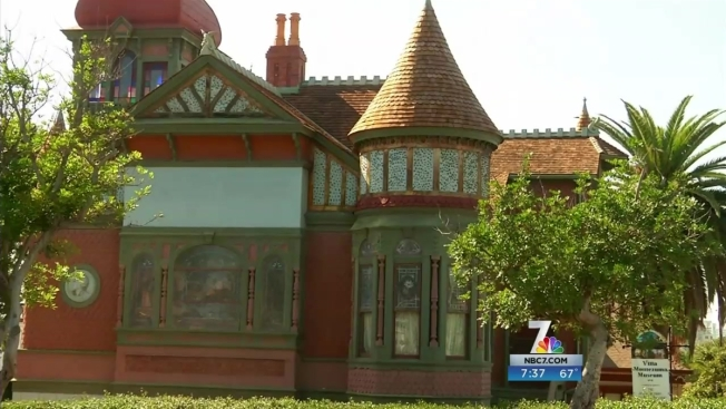 Villa Montezuma Offers Tours After 9-Year Closure