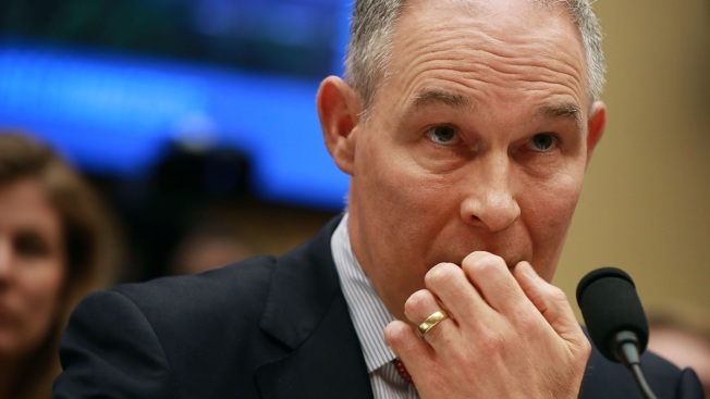 EPA Ethics Official Pushing for Investigations of Pruitt