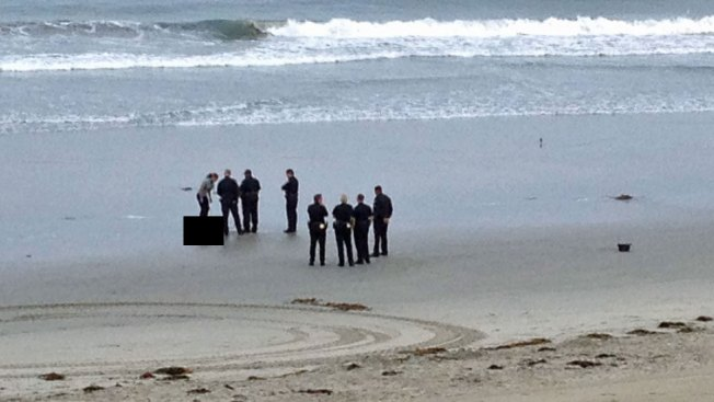 Man's Body Found in Surf Off Pacific Beach