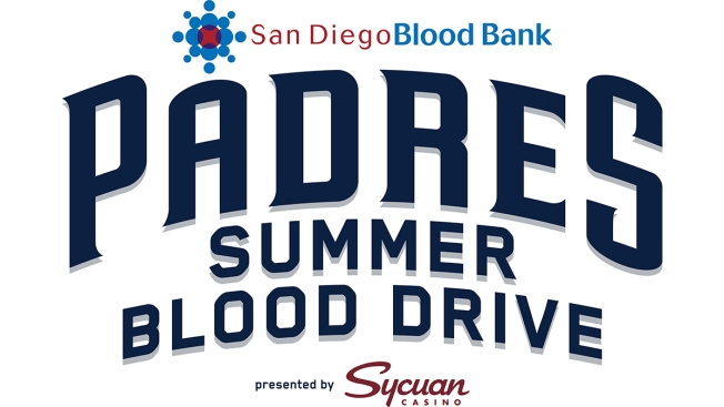Padres Blood Drive 2018
