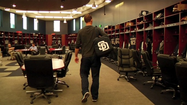 Bigger is Better: Inside Padres' New Clubhouse