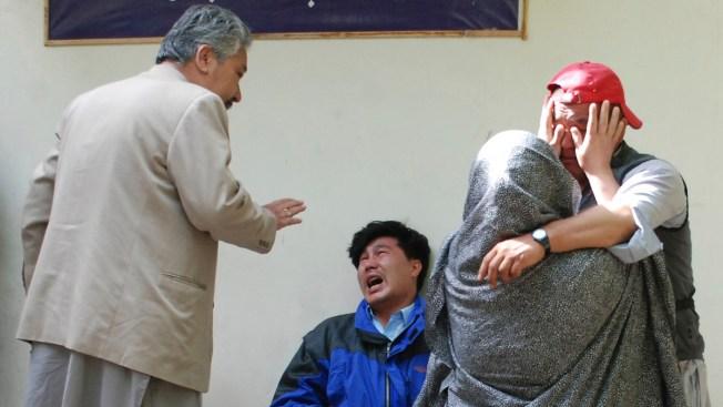 Suicide Bombing at Open-Air Market in Pakistan Kills 20