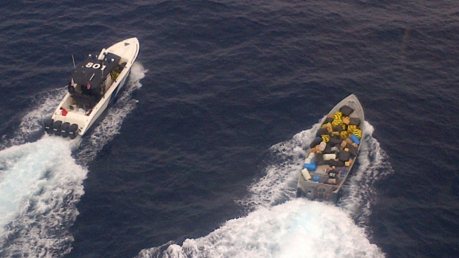 Agents Seize $2.8M in Marijuana from Panga Boat Near San Diego