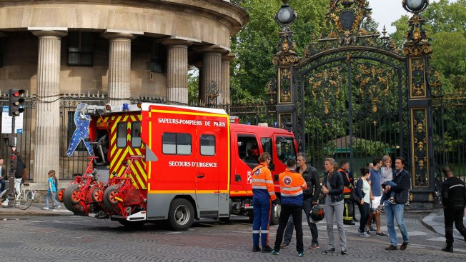 Child Critical After Lightning Strikes 11 People in Paris Park