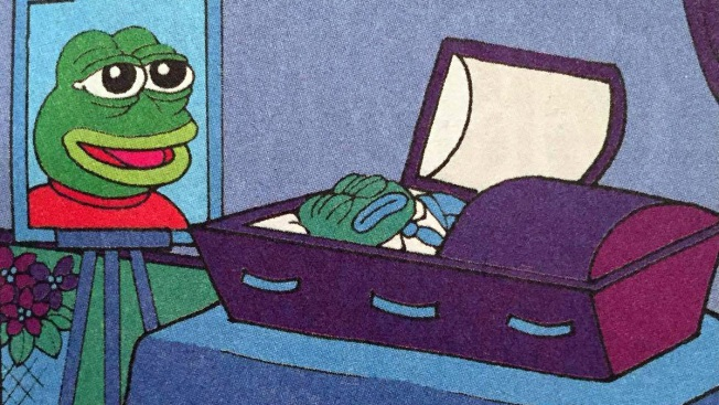 Pepe the Frog Is Dead: Creator Kills Off Cartoon That Became a Hate Symbol