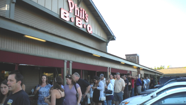 Phil's BBQ Ranked 2nd Most 'Yelp' Reviewed Business in Nation