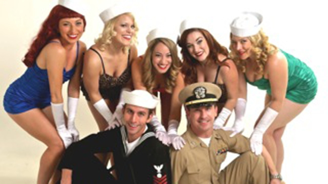 Pin-Up Show Hits Veteran Museum & Memorial Center