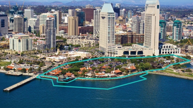 Port District Seeks Proposals for Interim Management of Seaport Village
