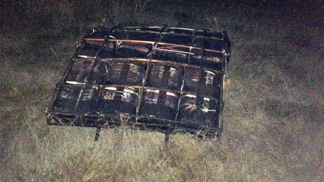 High in the Sky: Pot Falls From Plane Near U.S.-Mexico Border