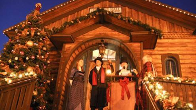 Poway to Host 2016 'Christmas in the Park'