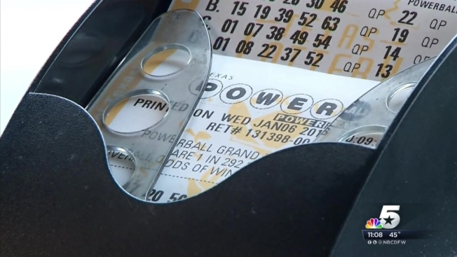 Lottery Official: No Winner in $500M Powerball Jackpot