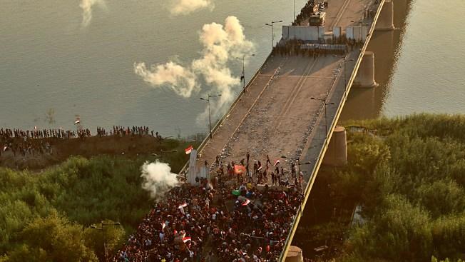 From Beirut to Hong Kong, Protests Evoke Global Frustration