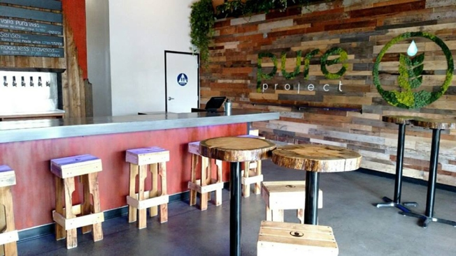 Pure Project Debuting at H.G. Fenton's First Brewery Incubator