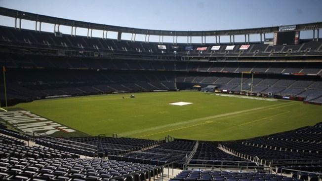 Qualcomm Stadium Service Vendor Laying off 1,130