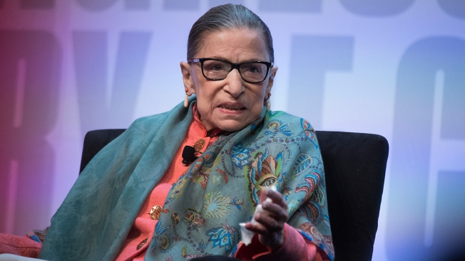 Justice Ginsburg Reports She's 'Very Well' Following Cancer