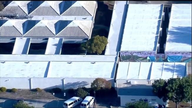 Rancho Bernardo High School Campus Map.Threats Painted On Walls At Rancho Bernardo High School Nbc 7 San