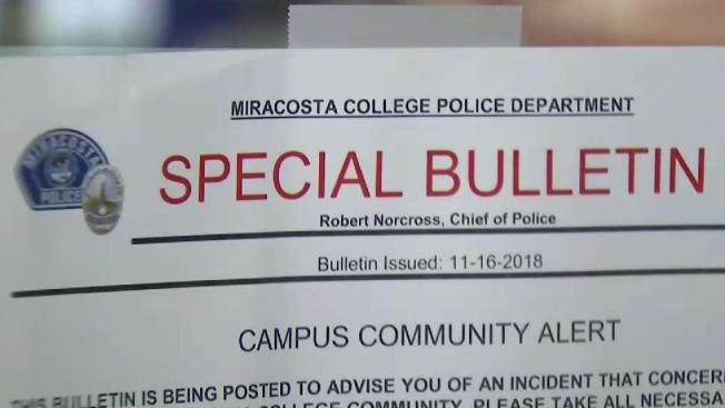 Racist Hate Speech Found On Campus At Mira Costa College Nbc 7 San