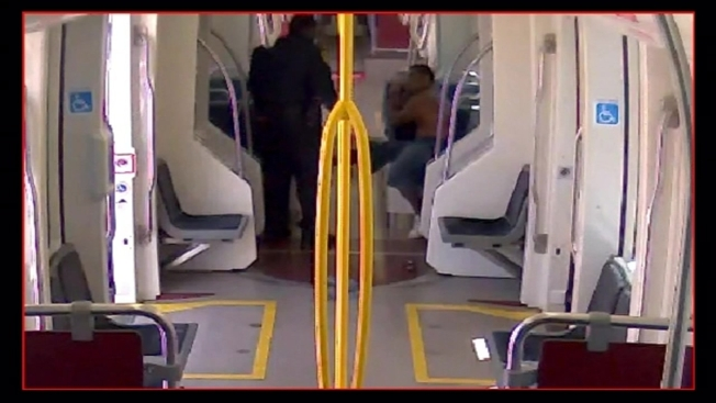 Security Officers in Trolley Beating Video Fired
