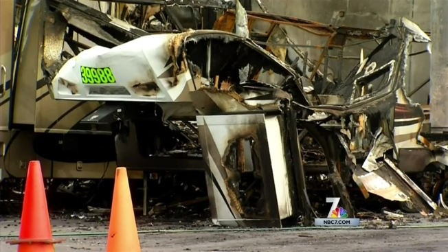 Special atf team searches for cause of motor home business for National motors san diego