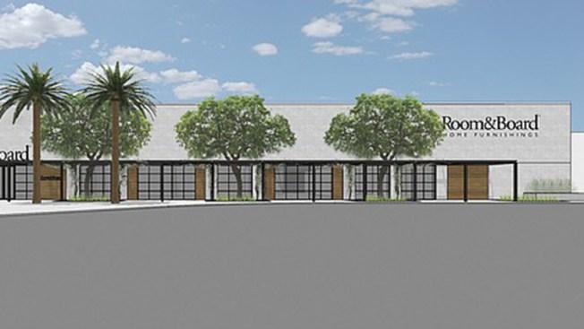 Furnishings Retailer Room & Board Opening at Westfield UTC