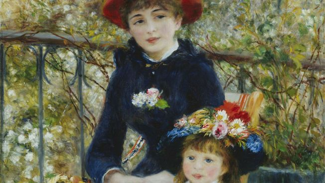 Museum Says Real Renoir Hangs in Chicago, Not Trump's NYC Home