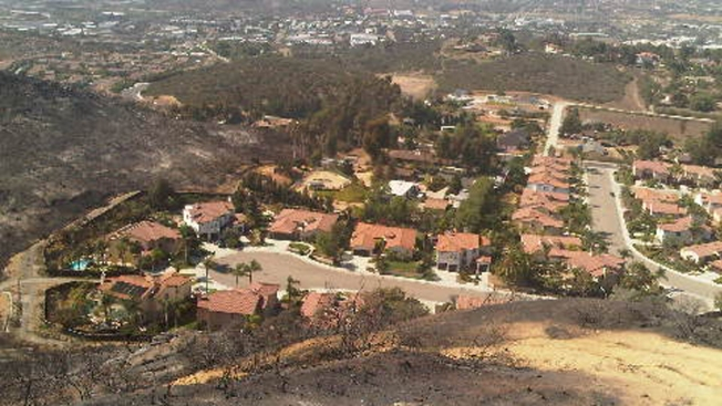 Repopulation Plan for Cocos Fire Evacuation Zones