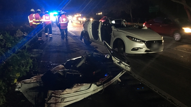 Rideshare San Diego >> 1 Dead 3 Hurt After Dui Suspect Plows Into Lyft Car In San Diego