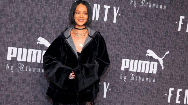 Rihanna Hits the Runway, This Time as Designer