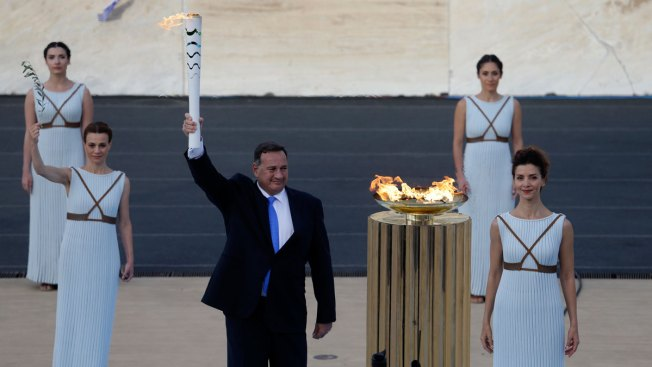 Olympic Flame Set to Arrive in Brazil For Torch Relay