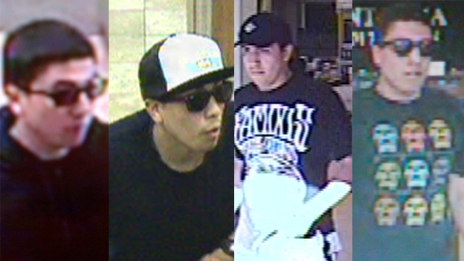 'Risky Business Bandit' Tied to 4 Bank Robberies