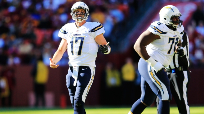 Chargers Fall to Redskins 30-24 in Overtime