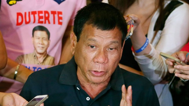 Tough-Talking Mayor Favored in Philippines Vote