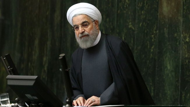 Iran's President Calls Nuclear Deal 'Golden Page' in History