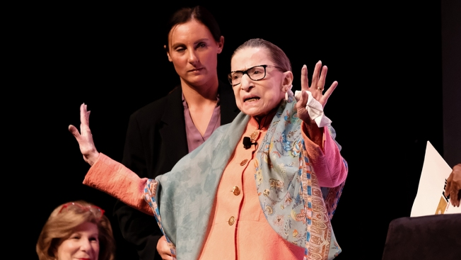 Jennifer Lopez Asked Ruth Bader Ginsburg for Marriage Advice