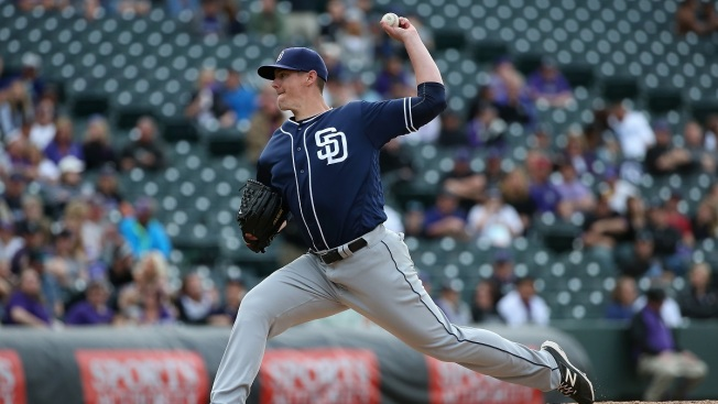 The Padres 'Pen Was Mightier