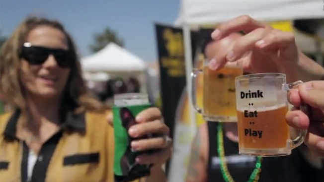 On Tap: San Diego Brew Fest at Liberty Station