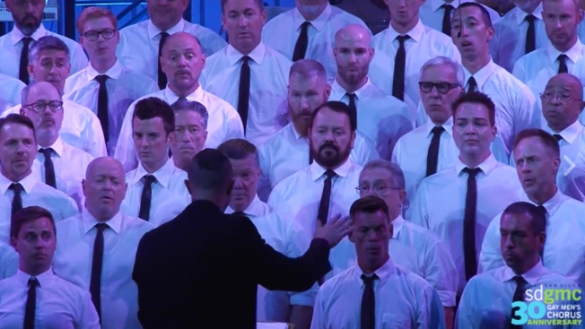 San Diego Choruses Perform Pop-Up Concerts